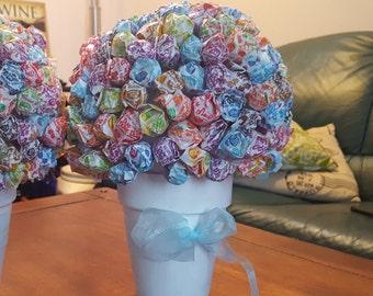 Lollipop Bouquet -- Blue