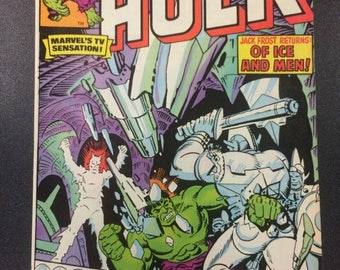 The Incredible Hulk # 249 Comic by Marvel Comics