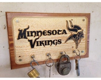 Minnesota Vikings Key Rack