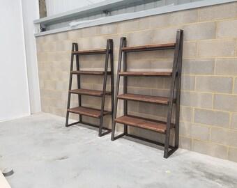Rustic/ Industrial Shelves