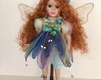 "16""Rainbow Fairy Indigo"
