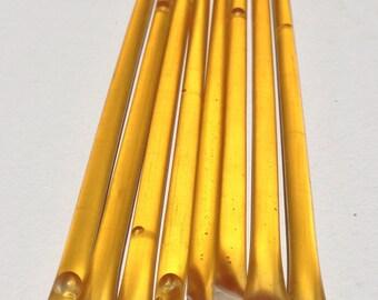 Honey Sticks, 100 Count, Raw Honey, Wildflower Honey, North Carolina Honey, NC Honey, Pure Honey, Local Honey, Honey