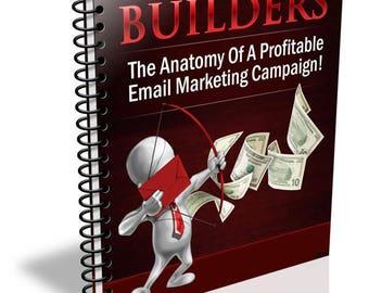 Profit Builders - Email Marketing Ebook