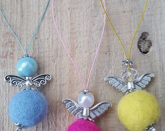 3 piece Angel, decorative pendant