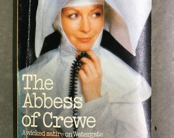 Muriel Spark - The Abbess of Crewe - Vintage Novel