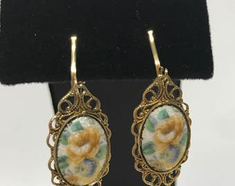 50% OFF   1950's-60's Clip back earrings
