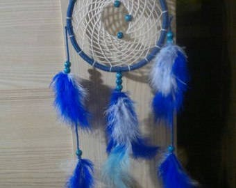 Custom-made dream catcher