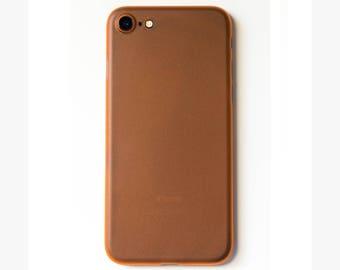 Super Thin iPhone 7 Case | Orange - SimpliCase