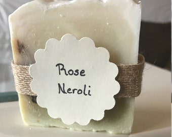 Rose Neroli Bar Soap