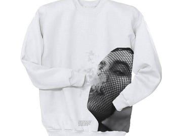 Custom Fashion Photo Sweater