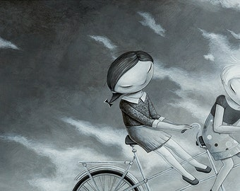 Tandem - limited edition reproduction