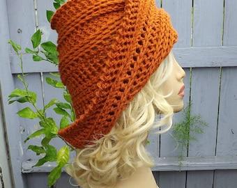 Womens Crochet Hat Pattern Download, Crochet Pattern Hat, Womens Hat, Beanie Hat Pattern, JUDY Hat, Judy Pattern