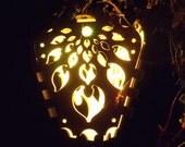 Leaf Wings  Wood Cut LED ...