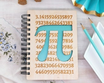 The Value of Pi - Lasercut Wood Journal