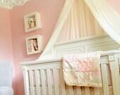 Princess nursery decor, princess nursery ballerina, nursery ballerina crib decor