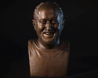Laughing Louis CK bust - 1/4 scale