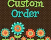 Custom order for Judy - Will's 2nd birthday card