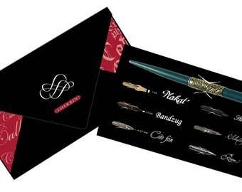 Brause Belle Epoque Calligraphy Set