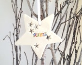 Personalised Christmas Tree Decorations - Handmade Christmas Decorations - Personalised Tree Decorations - Personalised Christmas Gifts