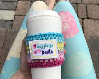 women's leggings, yoga pants, cup cozy, coffee, leggings, how I roe, leggings consultant, lularoe gift, lularoe consultant,lularoe obsessed