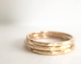 Gold-Filled Ring (Made to Order)