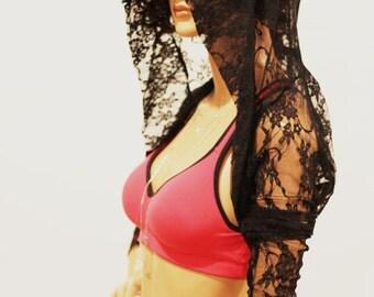 yoga/ yoga shirt/ yoga clothes/ yoga shrug/ yoga top/ yoga shrug top/ yoga hoodie/ yoga shrug/