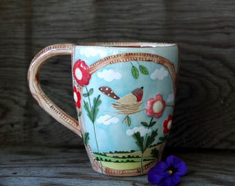 Woodland Mug - READY TO SHIP