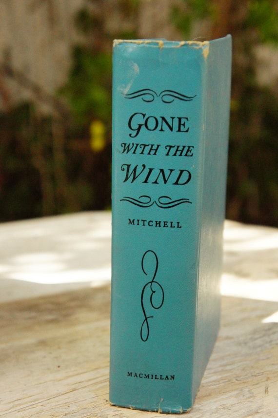 Vintage Gone With The Wind 65