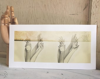 Hands - fine art photography print