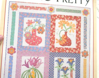 Pattern: Sitting Pretty Wall Hanging Quilt