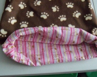 Snoopy Pawprints! Sleep Sack