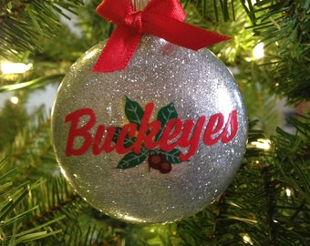 Buckeyes ornament