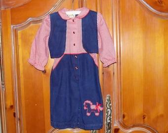 Sz. 3/6 mo. Little Girls Western Wear