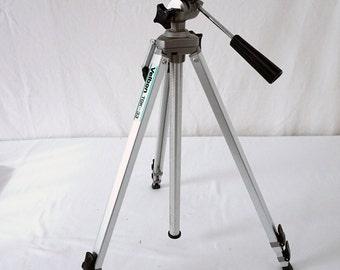 Vintage Velbon  TGK-33 Tripod // Photography Camera Video Equipment