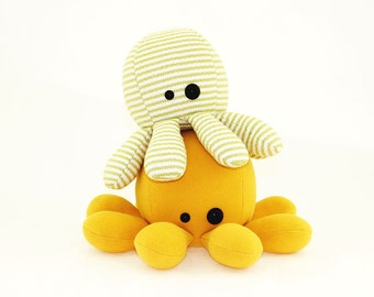 Tommy Octopus Plush