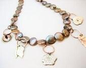 Coco Pearls Coin Pearls Copper