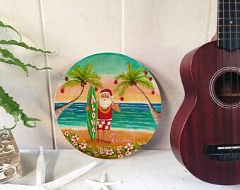 Hawaiian Christmas Etsy