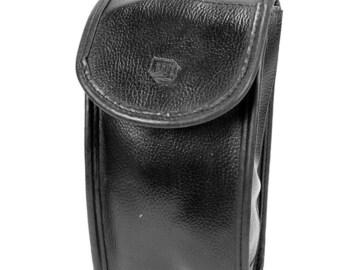 Vintage Fuji Soft Black Film Digital Compact Camera Carry Pouch Case