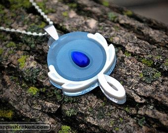 Lapis Lazuli's Mirror Acrylic Pendant Steven Universe