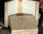 RESTIGOUCHE RIVER Map Fly...
