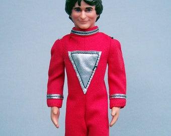 Vintage 1979 Mork From Ork Doll C8