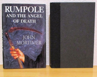 RUMPOLE and the Angel of Death John Mortimer First American Edition 1996