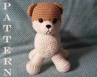 BOO : World's Cutest Dog inspired PATTERN