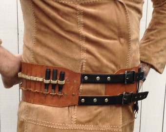 Ammo Bandolier, Kidney Belt, Ammunition Belt