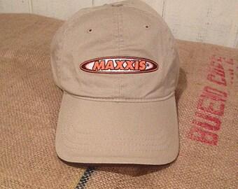 Maxxis khaki hat