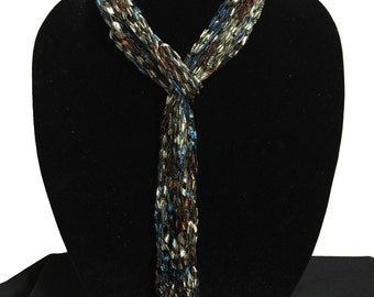 Perfect Skinny Scarf and Necklace in One...#1157