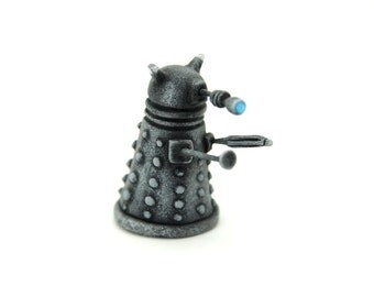 Doctor Who Dalek figurine sculpture