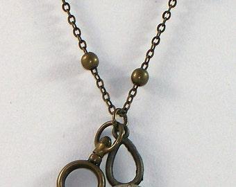 Timeless II Watchbody Watch Key Necklace