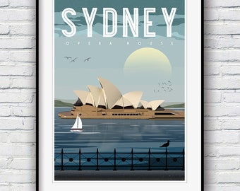 vintage home decor sydney posters wall literature prints amp greetings cards by 11809