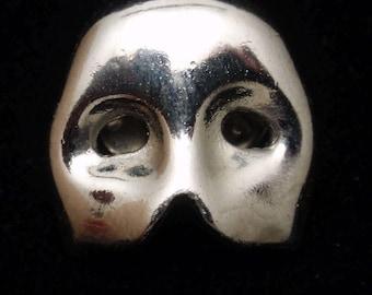Mask Lapel Pin Phantom of the Opera or Mardi Gras
